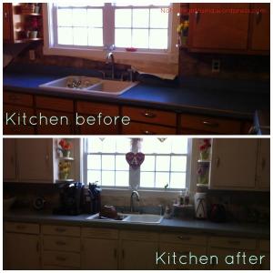 kitchenbeforeandafter