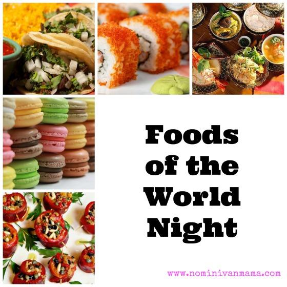 foodsoftheworld